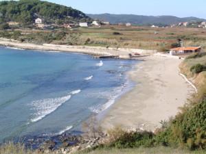 Pržina beach