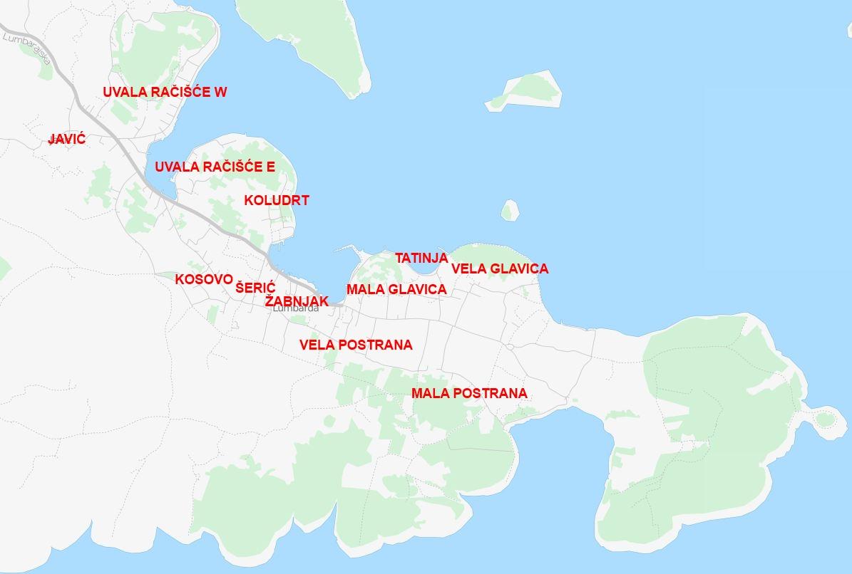 map-lumbarda-accommodation-online